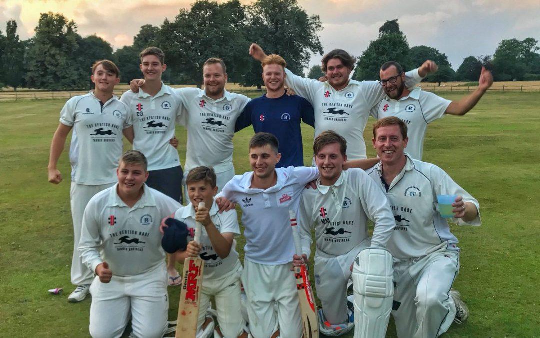 BCC Greensand League Winners 2018